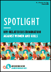 Spotlight: HIV–related Discrimination against Women and Girls - Zero Discrimination Day 1 March 2020
