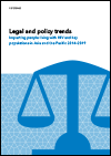 Legal and Policy Trends Impacting People Living with HIV and Key Populations in Asia and the Pacific 2014–2019