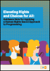 Guidance Note for Applying a Human Rights-Based Approach to Programming in UNFPA